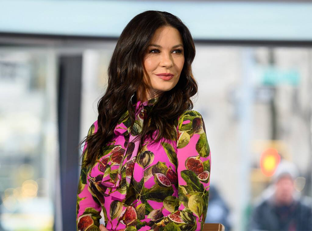Catherine Zeta-Jones Is Coming Out With Her Own Goop-Inspired Lifestyle Brand